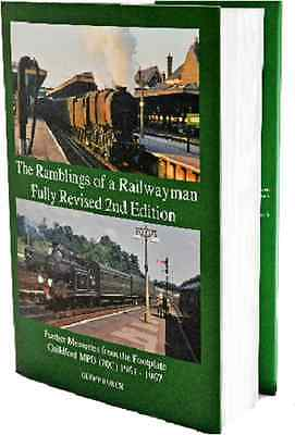Guildford MPD 70c Ramblings of a railwayman second edition 1961-1967