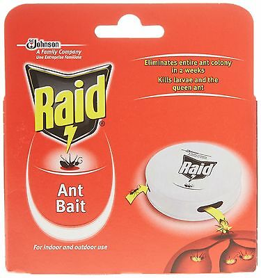Raid Ant Bail (Pack of 3)  *FAST & FREE DELIVERY*