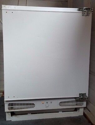 White Under Counter Freezer 60cm Wide - Great working order, 3 Drawers