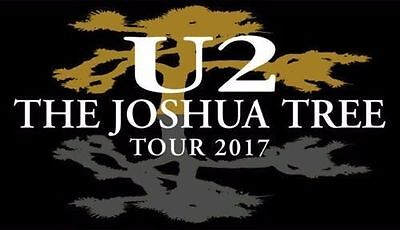 U2 Dublin, 2 Tickets Pitch 2 / GA / FOS /  22.07.2017 / 22 Jul 2017