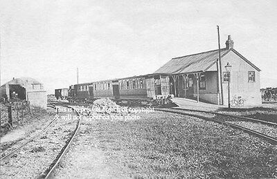 Photo Of Selsey Train / Tramway Station West Sussex