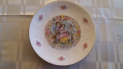 Royal Doulton Valentines Day Plate 1978