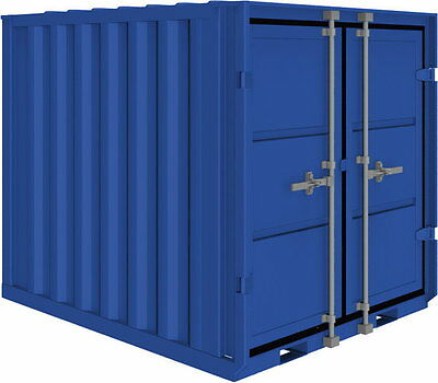40 fu seecontainer lagercontainer materialcontainer eur 800 00 picclick de. Black Bedroom Furniture Sets. Home Design Ideas
