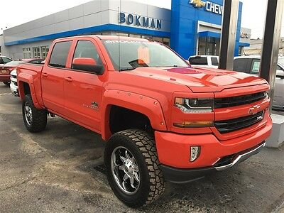 2016 Chevrolet Other Pickups $17,500 OFF 2016 CHEVROLET CREW CAB ROCKY RIDGE $17,500 OFF 2016 CHEVROLET SILVERADO ROCKY RIDGE