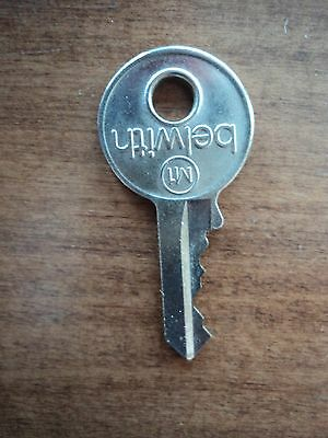 Replacement Key # M1 Amusement Arcade Pinball Juke Gumball Vending Slot