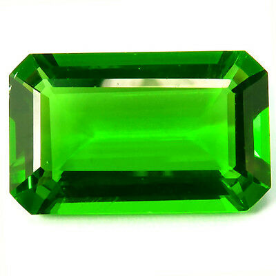 19.94ct FLAWLESS FINE QUALITY GREEN COLOR NATURAL TEKTITE MOLDAVITE GEMSTONE