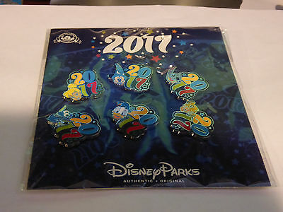 Disney Trading Pins 119497 2017 Dated Character Booster