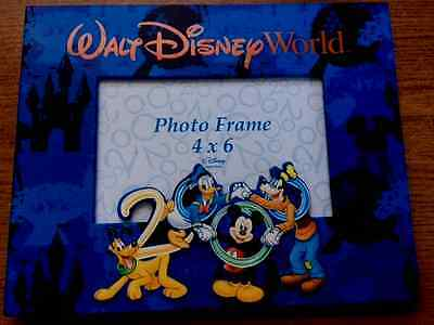 Disney World 2000 Picture Frame