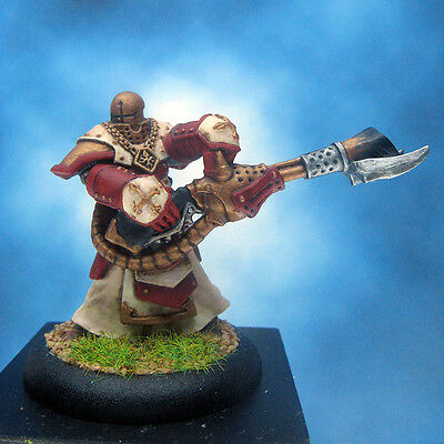 Painted Privateer Press Warmachine Flameguard Cleanser