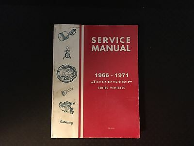 Jeepster Commando Service Manual