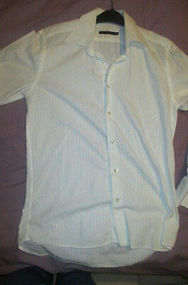 Chemise blanche manches longues Jules Taille 3 39/40