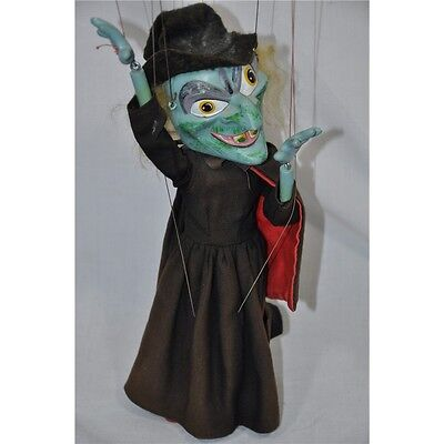 Pelham Puppet Wicked Witch 1960s