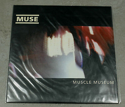 """MUSE - MUSCLE MUSEUM 7"""" vinyl NEW/UNPLAYED"""