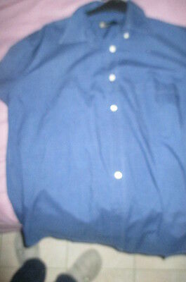 Chemise manches courtes Jules Taille 3 39/40
