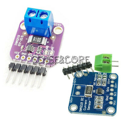 GY-219 INA219/INA3221 (3CH) I2C Bi-directional Current Breakout Replace INA219
