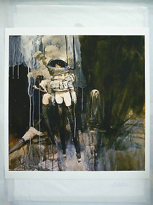 Ashley Wood - STAR CATCHERS - Signed Limited Edition Print 3A