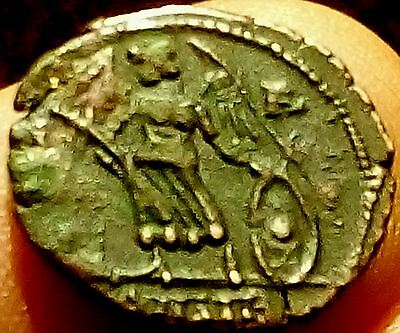 """N 943.constantinopolis.very Rare To Have Letter """"r"""" In Wings Of Victory,1ª I See"""