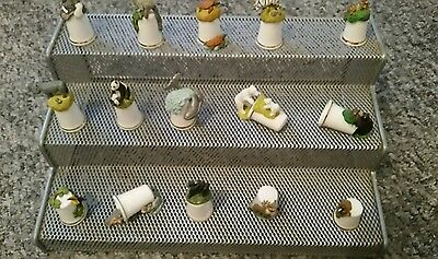 Thimbles sterling classic