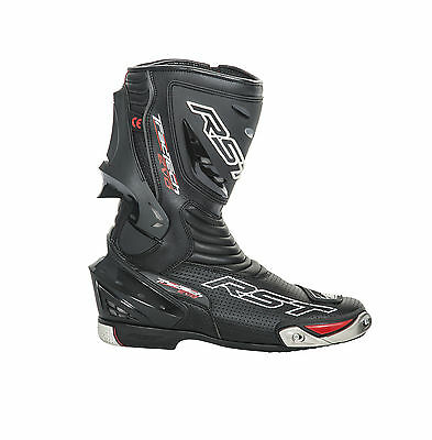 RST Tractech Evo Black Boots 1516 Size EU 41 (UK 7)    **PRICE £149.99**