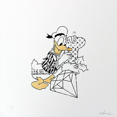 Corporate Identity - Donald by Imbue  (hand finished limited edition print)