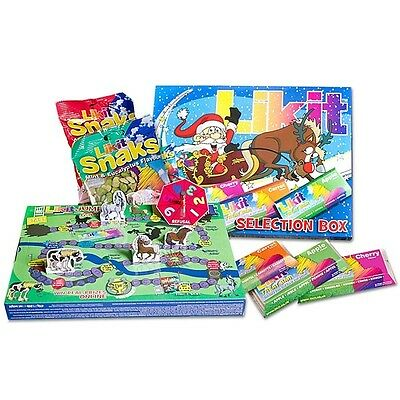 Likit Horse Treats Selection box - for a Happy horse this Christmas!