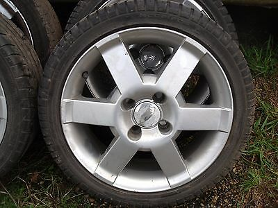 FORD KA SPORT STREET Convertible 16inch ALLOY WHEEL with Legal `195x45x16 tyre 1