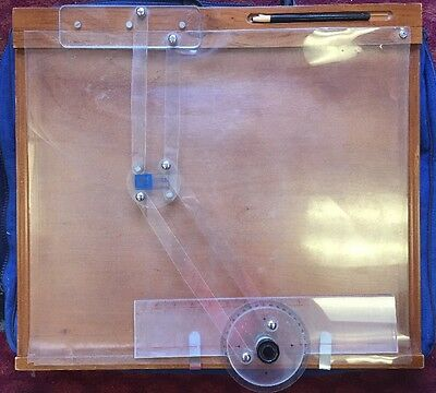 BBA Chart Kit Navigational Plotter  W/ Bag, Etc.