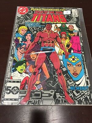 Tales of the Teen Titans #57 (Sep 1985, DC)