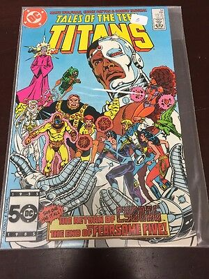 Tales of the Teen Titans #58 (Oct 1985, DC)