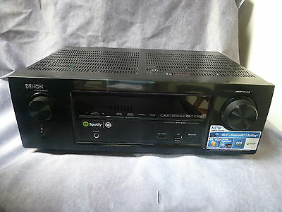 Open Box - Denon AVR-X1100W AV Receiver Black