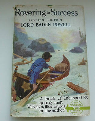 Rovering to Success. Lord Baden Powell Revised 17th edition