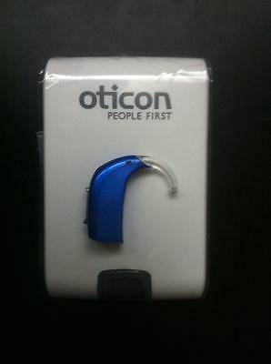 Oticon Spirit Synergy Digital Hearing Aid - New with Batteries