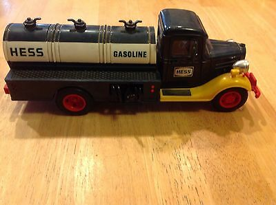 1980 HESS Toy TRUCK BANK