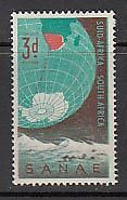 Africa del Sur Yvert Correo 221 ** Mnh