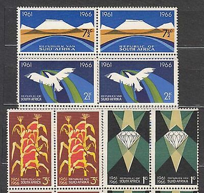 Africa del Sur Yvert Correo 298/305 ** Mnh