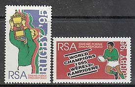 Africa del Sur Yvert Correo 875/6 ** Mnh