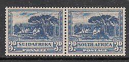 Africa del Sur Yvert Correo 62/63 * Mh