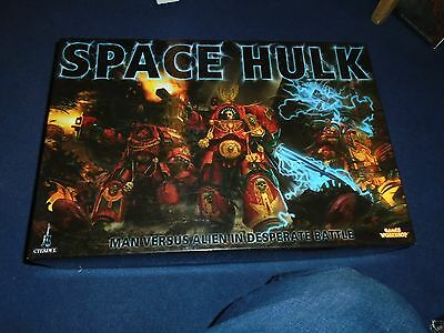 Games Workshop Space Hulk, Limited Edition,
