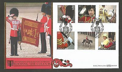 Benham 2005 Trooping The Colour Fdc (Blcs304) Lot Gb348