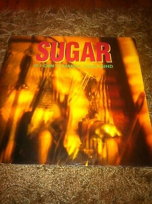 """Sugar - If I Can't Change Your Mind 12"""" Vinyl"""