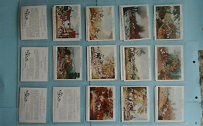 Players Old Hunting Prints Full Set Mint condition in Sleeves