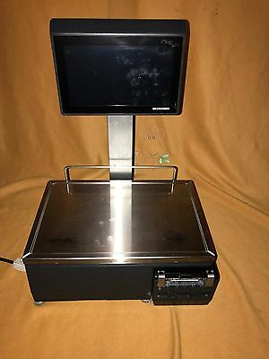 Bizerba XC800 Pc Based Wireless Weighing Scales