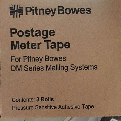 Pitney Bowes - Postage Meter Tape