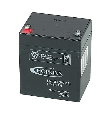 Hopkins Towing Solution 20008 12-Volt Battery