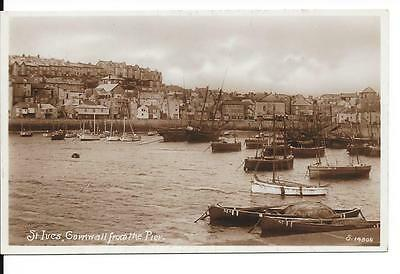 St.Ives-From The Pier Cornwall