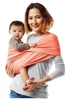 Baby K'tan Carrier (X-Large, Coral Active)