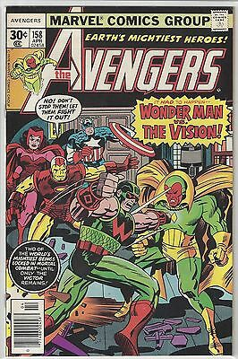 AVENGERS #158 KEY 1st Appearance GRAVITON (Agents of SHIELD) VF+/VF/NM (8.5/9.0)