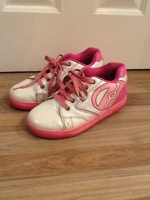 Girls Size Uk 5 Heelys Genuine