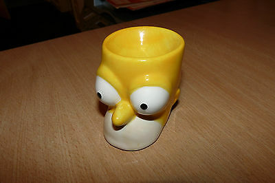 The Simpsons Official Egg Cup - 2006 - Great Condition Please Look.