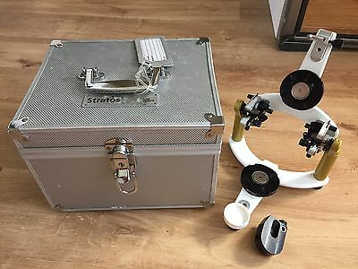 Ivoclar Stratos 300 Articulator With Metal Carrying Case